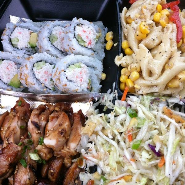 Photo taken at Sansai Japanese Grill by John C. on 3/18/2013
