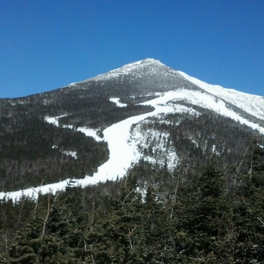 Photo taken at Whiteface Mountain by Wilson L. on 4/6/2013