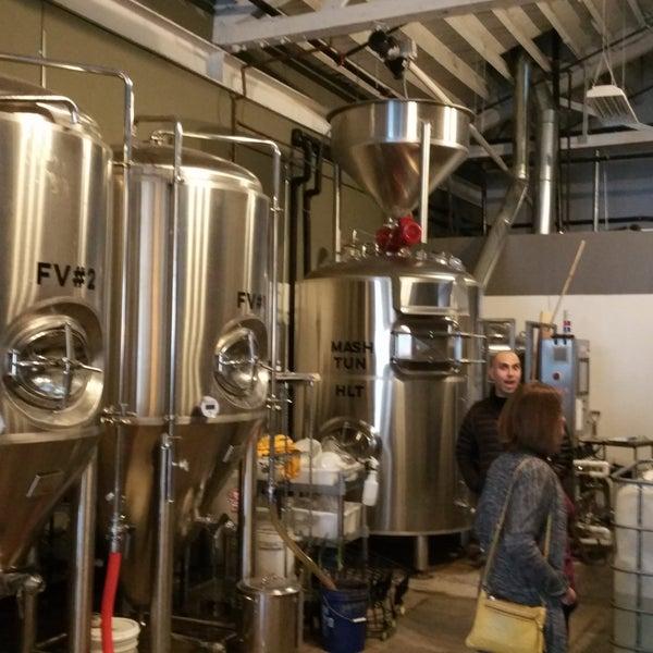 Photo taken at Seven Stills Brewery & Distillery by robert E. on 10/1/2016