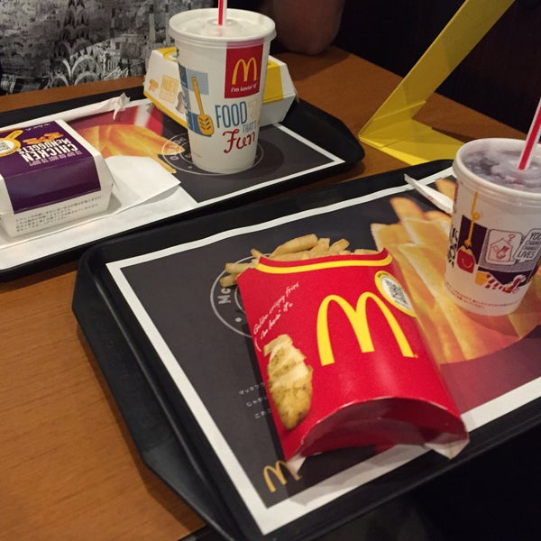 Photo taken at McDonald's by よーすけ on 6/3/2016