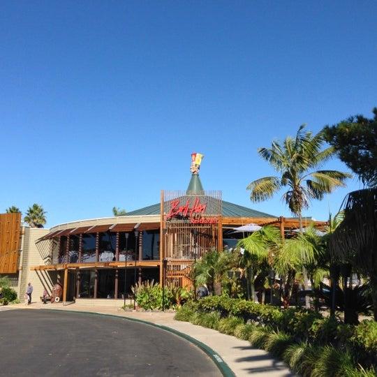 Photo taken at Bali Hai Restaurant by James H. on 11/11/2012