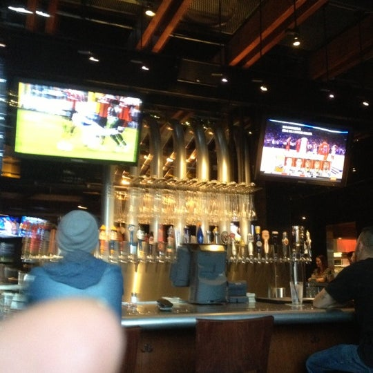 Photo taken at Yard House by Dave on 11/22/2012