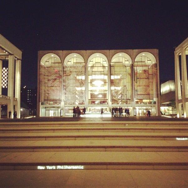5/4/2013にPJ P.がLincoln Center for the Performing Artsで撮った写真
