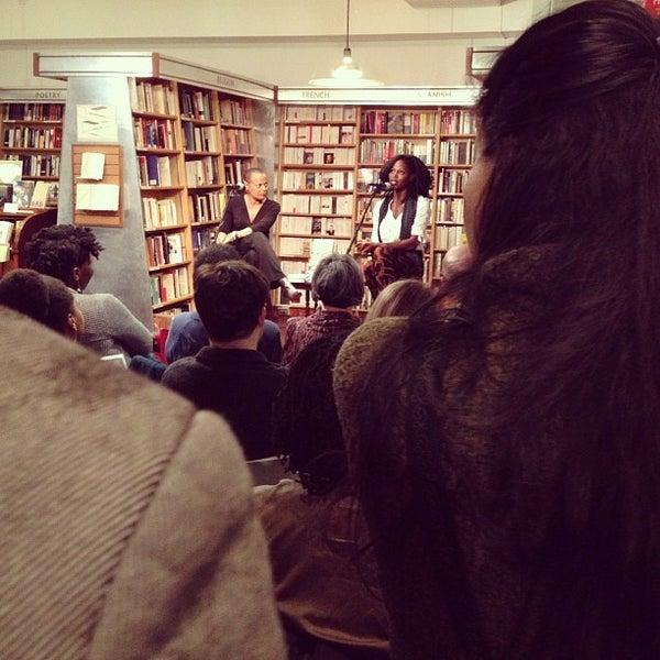 Photo taken at McNally Jackson Books by PJ P. on 3/27/2013