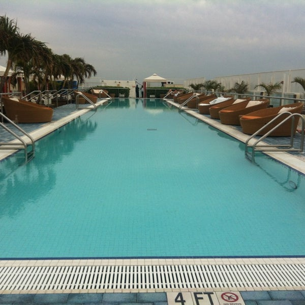 Photo taken at The Perry South Beach Hotel by Grisha G. on 3/19/2013