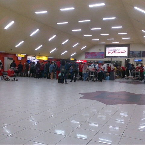 Photo taken at Polonia International Airport (MES) by Melia S. on 6/14/2013
