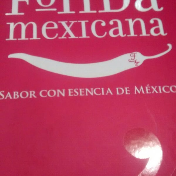 Photo taken at Fonda Mexicana by Alx G. on 12/17/2014