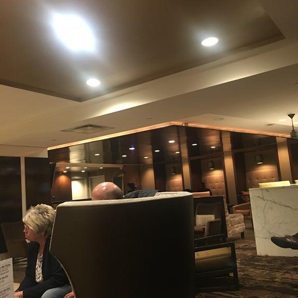 Photo taken at DoubleTree by Hilton Hotel Metropolitan - New York City by Michelle D. on 4/2/2017