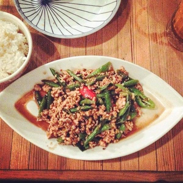 Foto tomada en Pure Thai Cookhouse por GastronomicLife el 7/10/2014