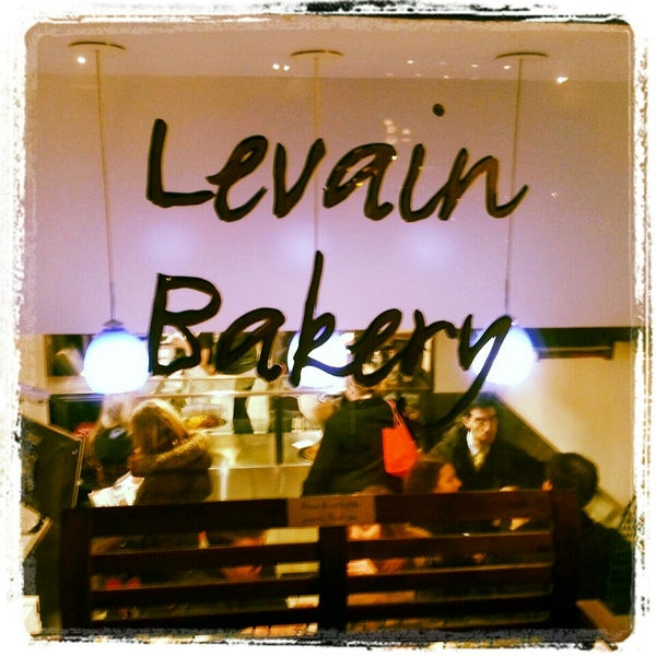 Photo taken at Levain Bakery by Jason L. on 2/14/2013