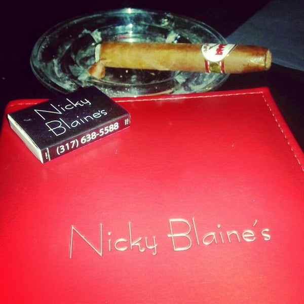 Photo taken at Nicky Blaine's Cocktail Lounge by Mike S. on 12/16/2012