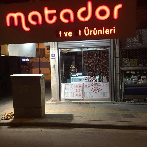 Photo taken at Matador Et ve Et ürünleri by Burhan Ç. on 3/2/2017
