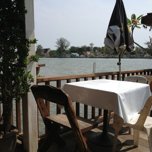 Photo taken at Baan Chom View by June P. on 1/26/2013