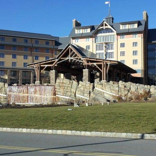 Mount airy lodge casino poconos