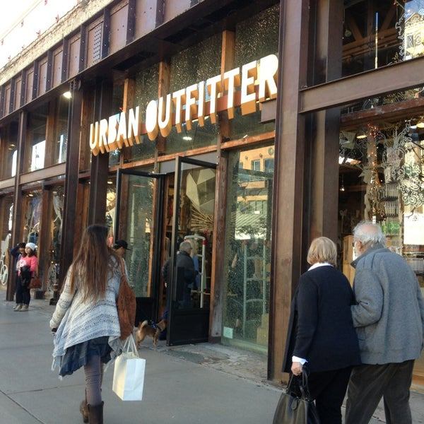 Photo taken at Urban Outfitters by JP O. on 12/27/2012
