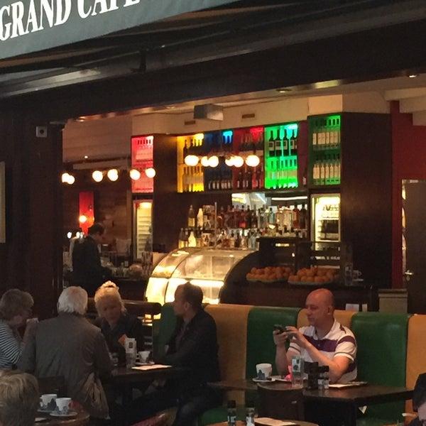 Photo taken at Grand Café Plaza by Christian S. on 6/16/2016