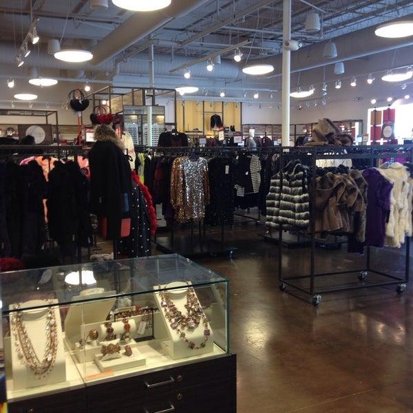Marcus clothing store