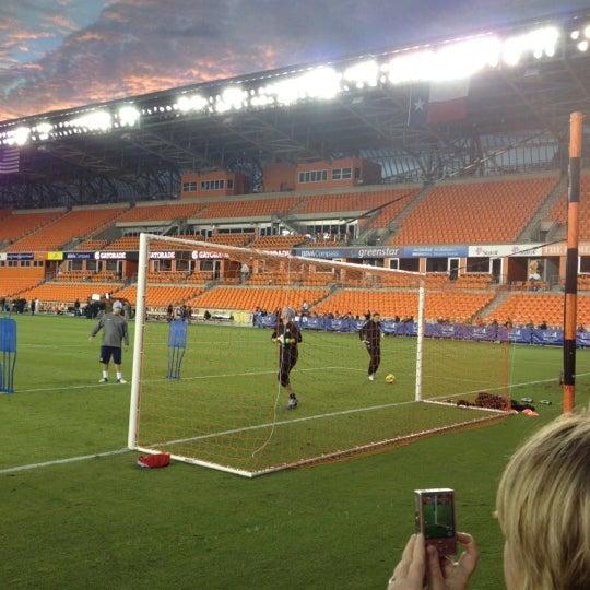 Photo prise au BBVA Compass Stadium par Cesar A. le12/11/2012