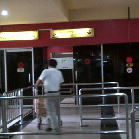 Photo taken at Polonia International Airport (MES) by Dhedy B. on 7/20/2013