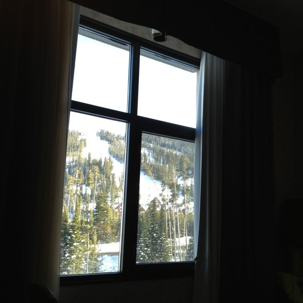 Photo taken at The Lodge at Big Sky by Stevo on 2/27/2013