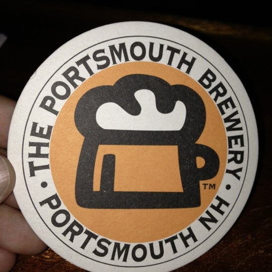 Photo taken at Portsmouth Brewery by German C. on 11/24/2012