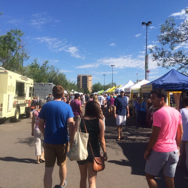 Denver Farmers Markets: Cherry Creek Farmers Market (Now Closed)