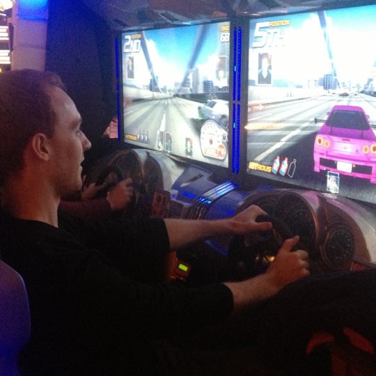 Photo taken at Dave & Buster's by Emma L. on 1/4/2013
