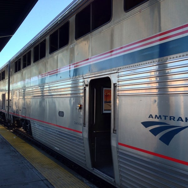 Photo taken at Denver Amtrak (DEN) by Akira H. on 1/3/2014