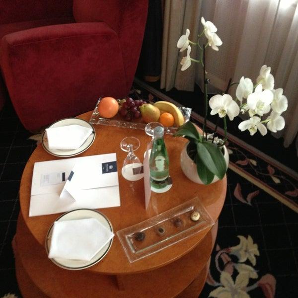 Das Foto wurde bei Hotel Fürstenhof von Vanessa P. am 6/2/2013 aufgenommen