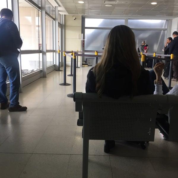 Foto tomada en Aeropuerto Internacional del Neuquén - Presidente Juan D. Perón (NQN) por Caro G. el 9/15/2016