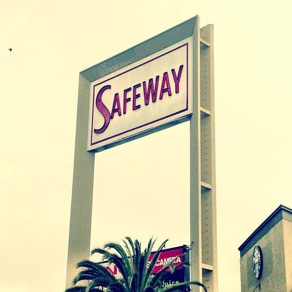 Photo taken at Safeway by Pete P. on 7/23/2013