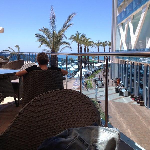 5/25/2013 tarihinde Ilknur B.ziyaretçi tarafından Vikingen Infinity Resort Hotel & Spa'de çekilen fotoğraf