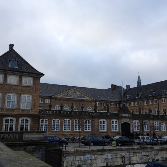 Photo taken at National Museum of Denmark by Alex S. on 11/24/2012
