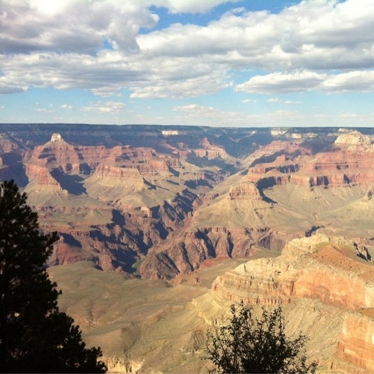 Photo taken at Grand Canyon National Park by kaoling on 9/18/2012