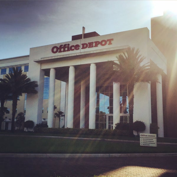 Photos At Office Depot Corporate Headquarters