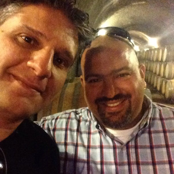 Photo taken at Eberle Winery by Loris Y. on 8/23/2014