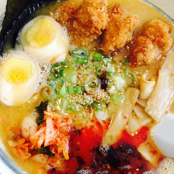Photo taken at Noodle Cafe Zen by Isabela R. on 7/22/2016