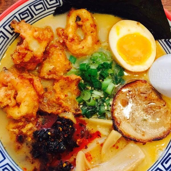 Photo taken at Noodle Cafe Zen by Isabela R. on 11/3/2016