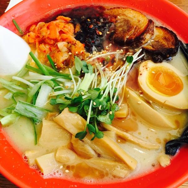 Photo taken at Noodle Cafe Zen by Isabela R. on 6/13/2016