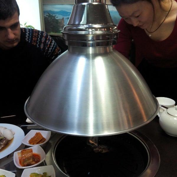 Foto tomada en Korean BBQ гриль por Franz Gornac el 11/4/2015