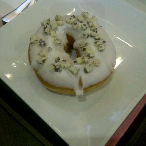 Photo taken at Krispy Kreme by Brian W. on 1/31/2013