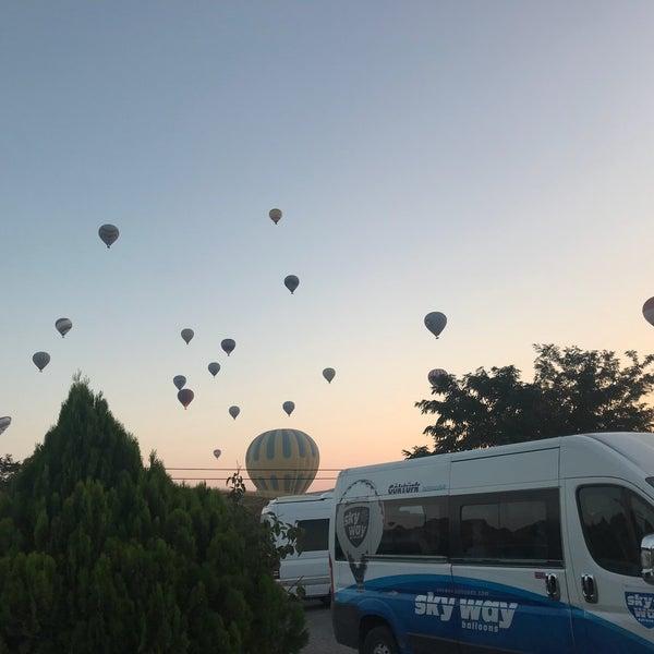8/27/2018 tarihinde Navarat Tomi L.ziyaretçi tarafından Tourist Hotels & Resorts Cappadocia'de çekilen fotoğraf