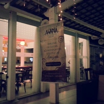 Foto tirada no(a) Anamá Restaurante por Jamerson R. em 12/19/2012