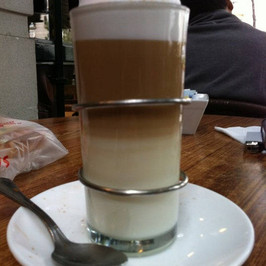 Photo taken at The Coffee Bar by Elena M. on 9/30/2012