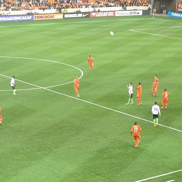 Photo prise au BBVA Compass Stadium par Ruben O. le3/6/2013