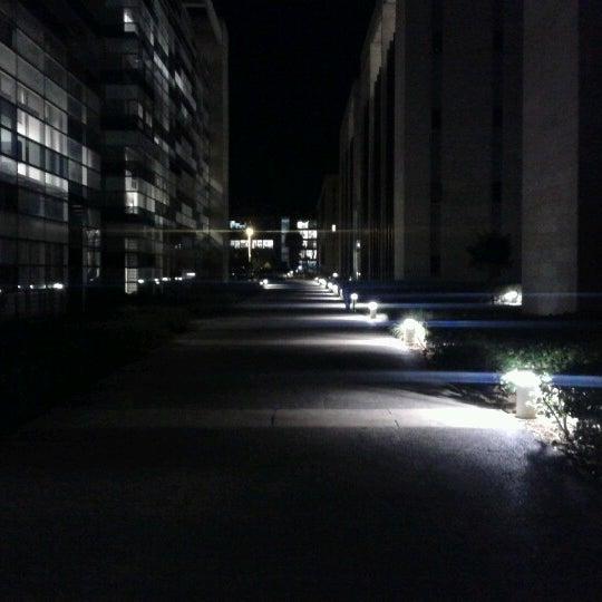 Photo taken at Technopolis by Ali E. on 12/19/2012