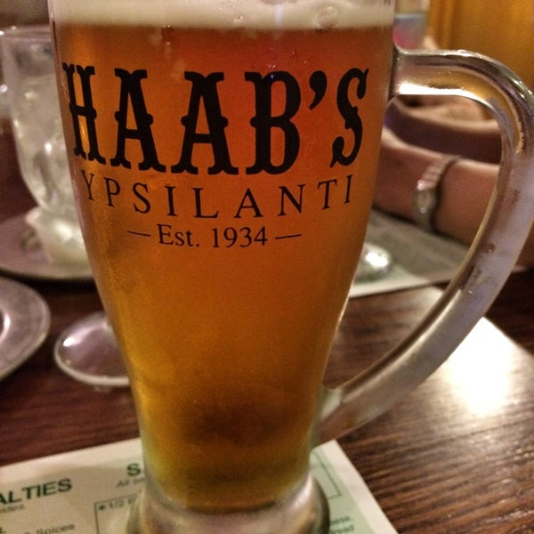 Foto diambil di Haab's Restaurant oleh Tim T. pada 5/9/2014