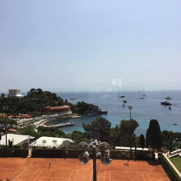 Photo taken at Monte-Carlo Country Club by jelena on 5/27/2017