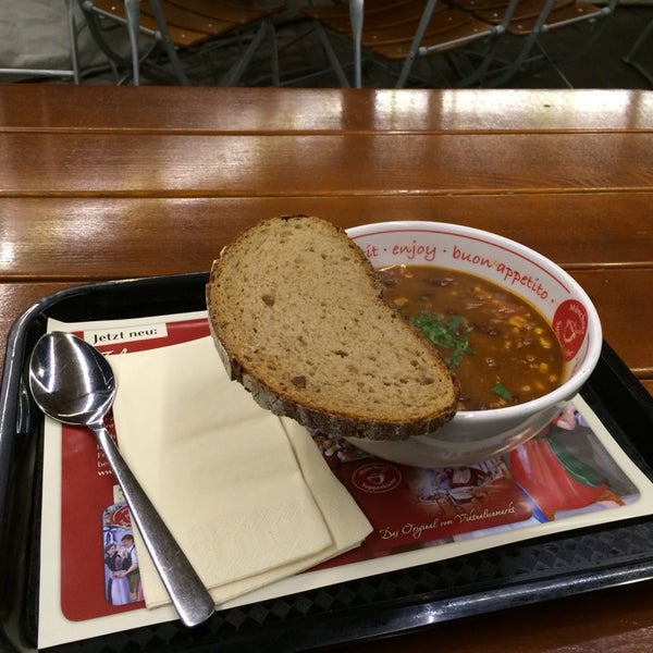 Münchner Suppenküche - Soup Place in Angerviertel
