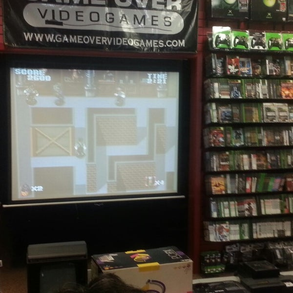 Photo taken at Game Over Videogames by Sam on 7/20/2013